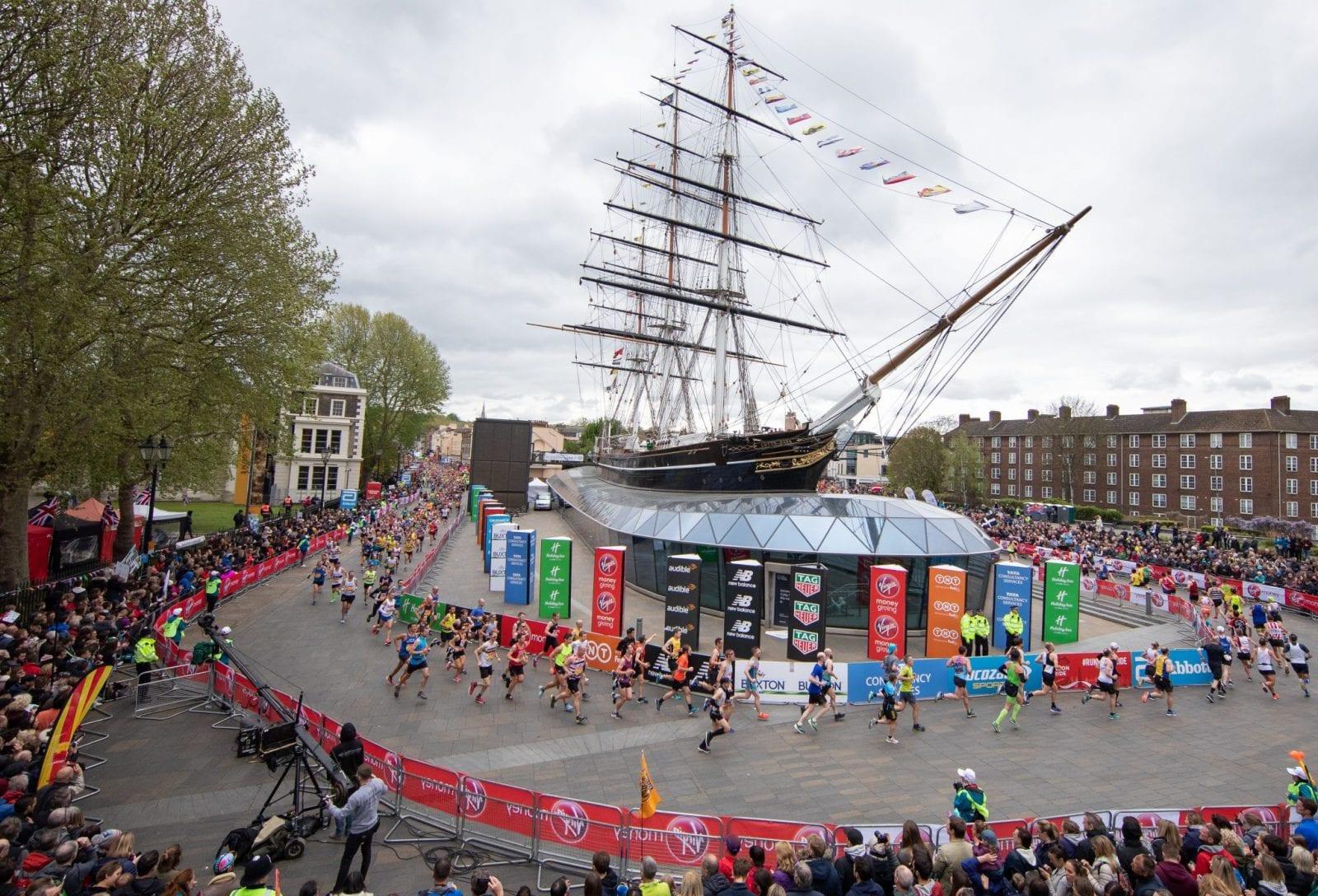 Cutty Sark London Marathon