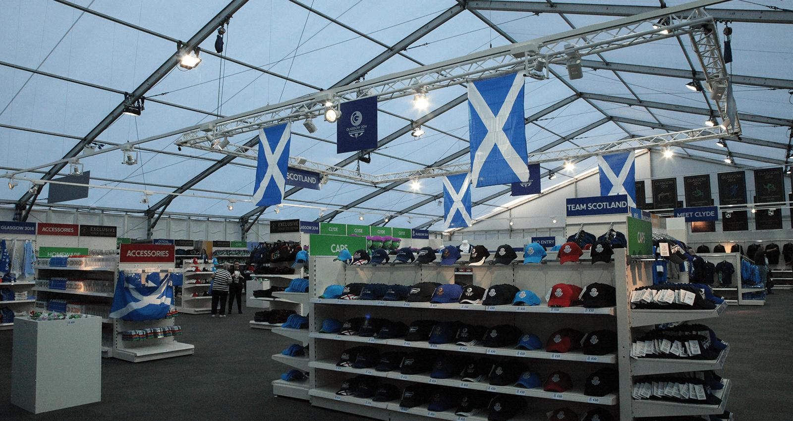 Merchandise Store Extension
