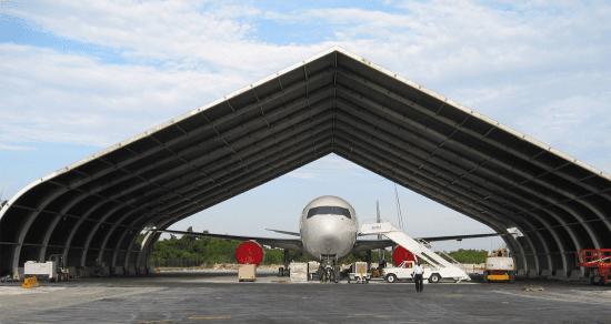 Aircraft Storage - Hanger