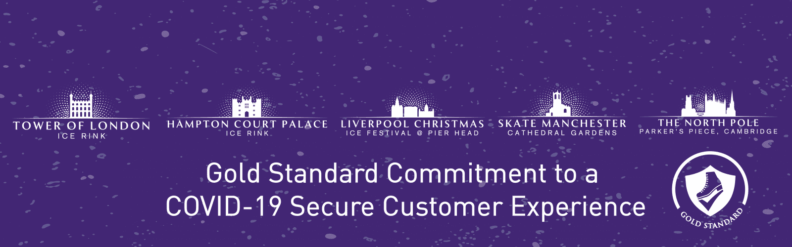 Gold Standard Commitment to a COVID-19 Secure Customer Experience