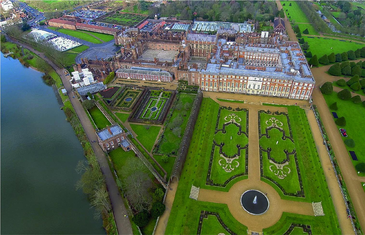 Christmas at Hampton Court