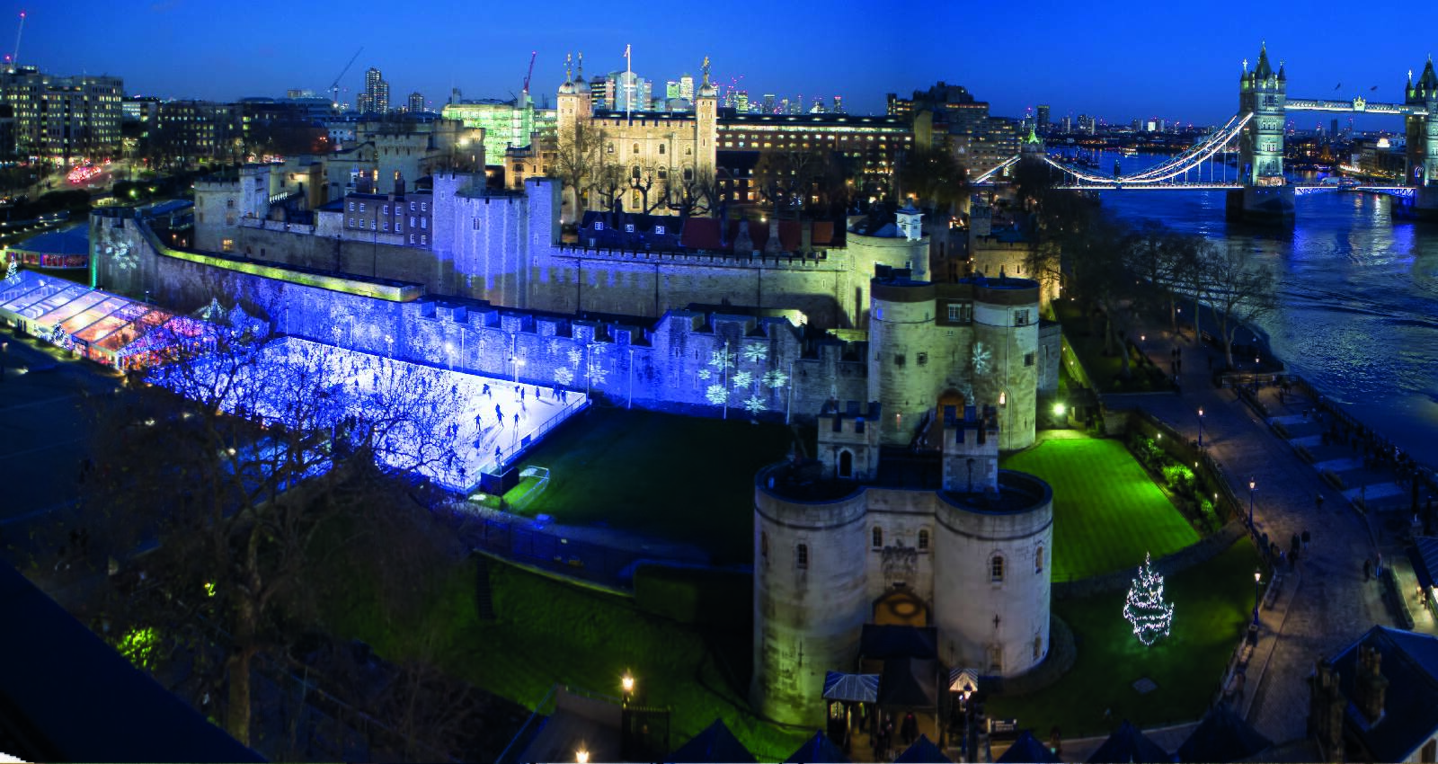 Tower of London Ice Rink. In association with Historic Royal Palaces-01