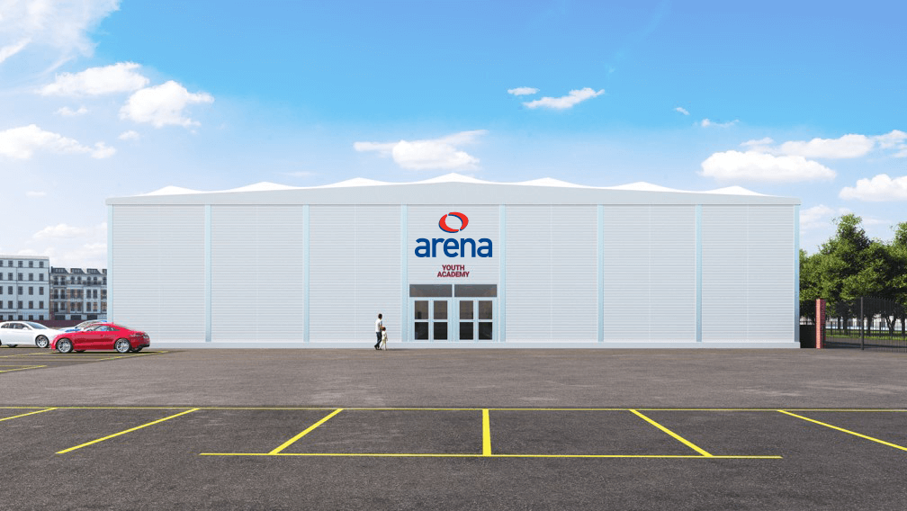 Arena Industrial and Multi-Purpose Venues Division